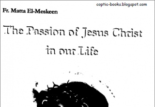 The Passion of Jesus Christ in our life - Fr Matta el Meskeen