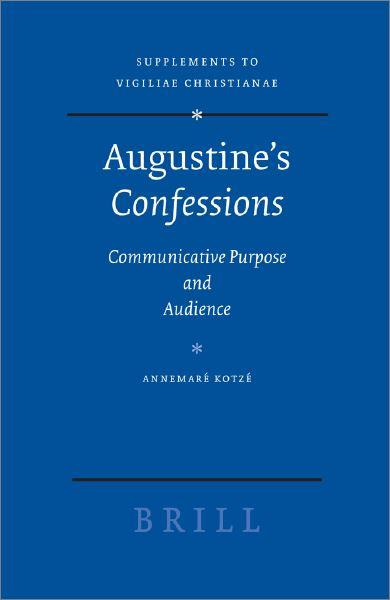 كتاب اعترافات القديس اغسطينوس